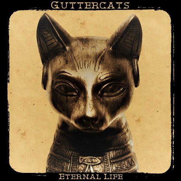 Portada Eternal life de Guttercats