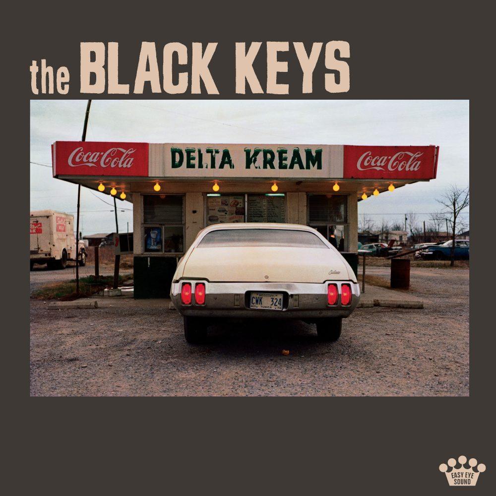 Black Keys Delta Kream