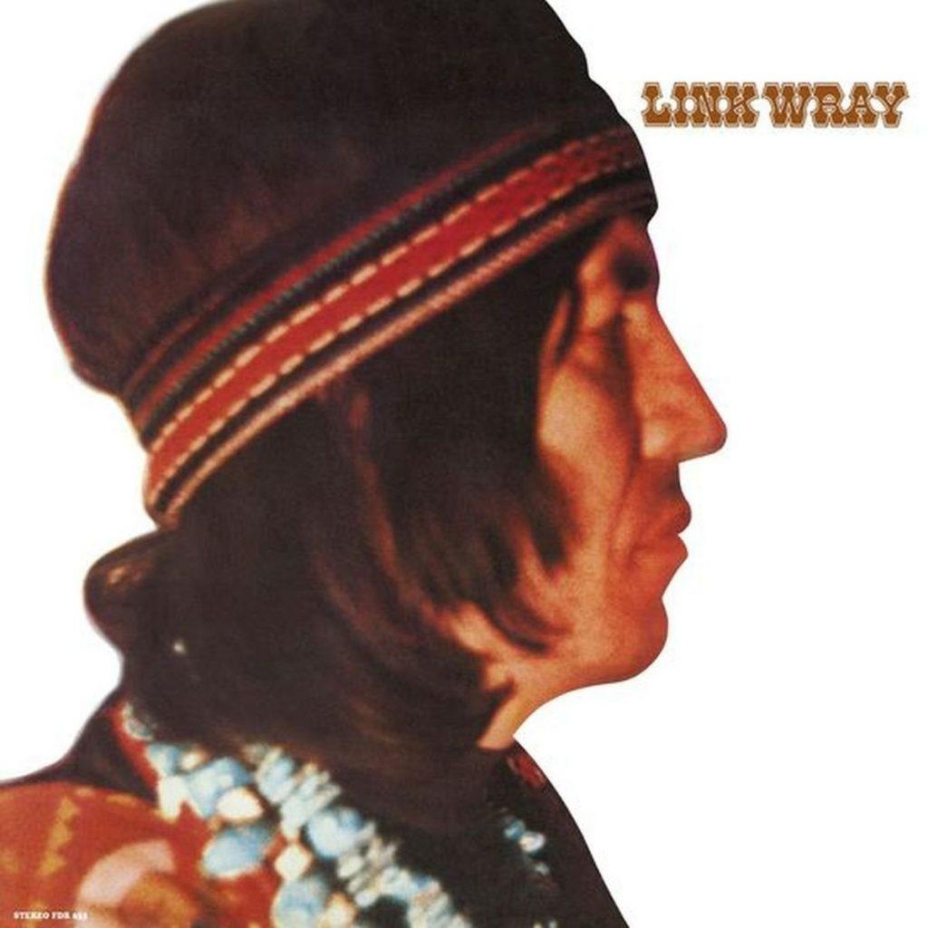 Portada del disco maldito de Link Wray editado en 1971