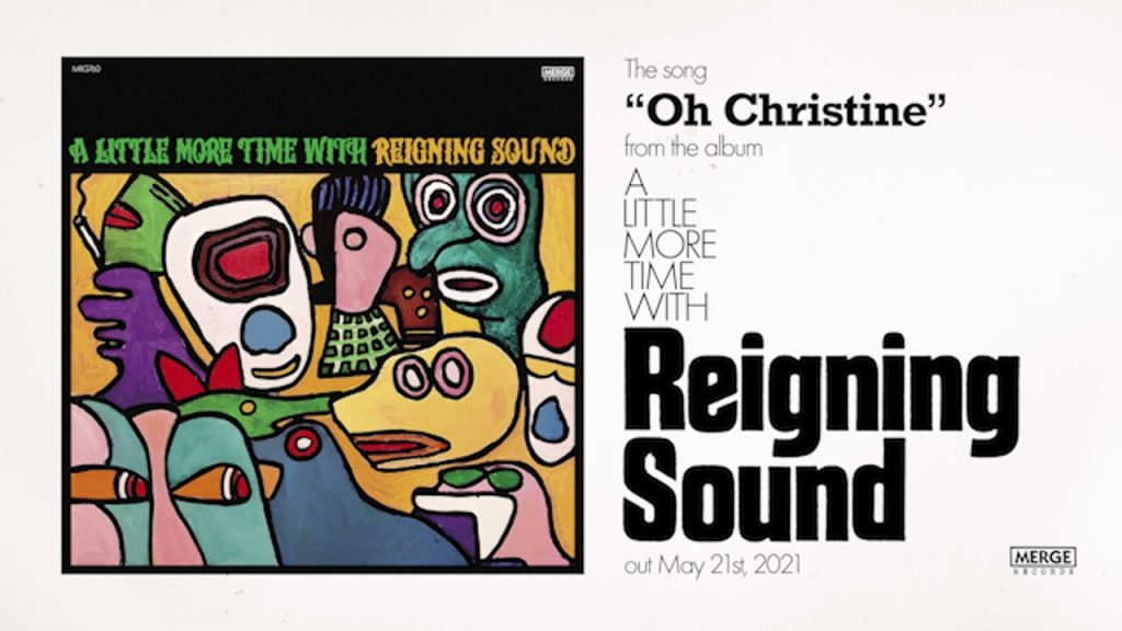 Reigning Sound - Oh Christine