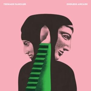 In our dreams está incluida en 'Endless arcade'. Portada del nuevo disco de Teenage Fanclub.