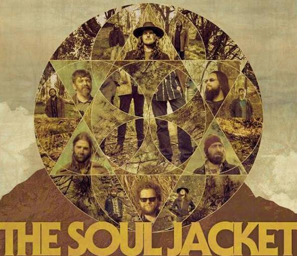 Noticia sobre los gallegos The Soul Jacket y su nueva canción Declaration of intentions.