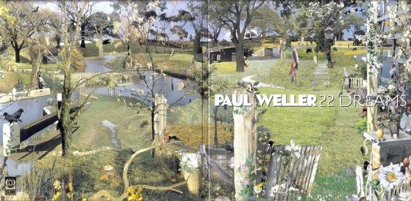 """Crítica del """"22 Dreams"""" de Paul Weller. Tal vez el último gran disco del Modfather. Una joya, una obra maestra de uno de los músicos con más talento de Britania."""