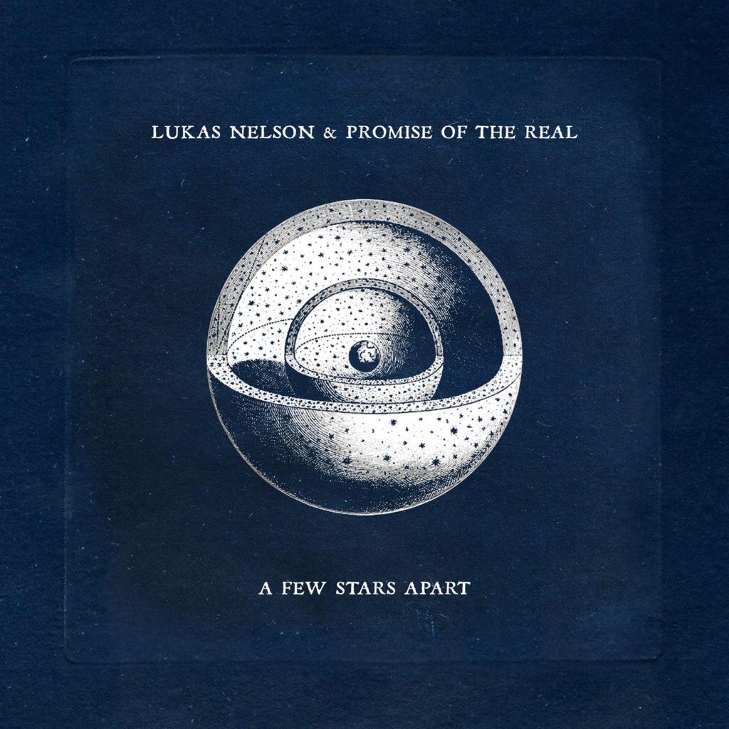 """Noticia: El nuevo disco de Lukas Nelson & Promise of the Real, """"A Few Stars Apart"""", llegará el 11 de Junio."""