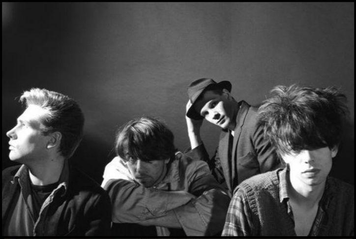40 aniversario del álbum Heaven up here de Echo and The Bunnymen