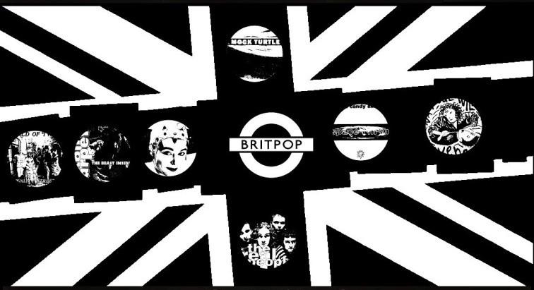 Podcast de Melodías Cósmicas sobre el Britpop de 1991 en su 30 aniversario.