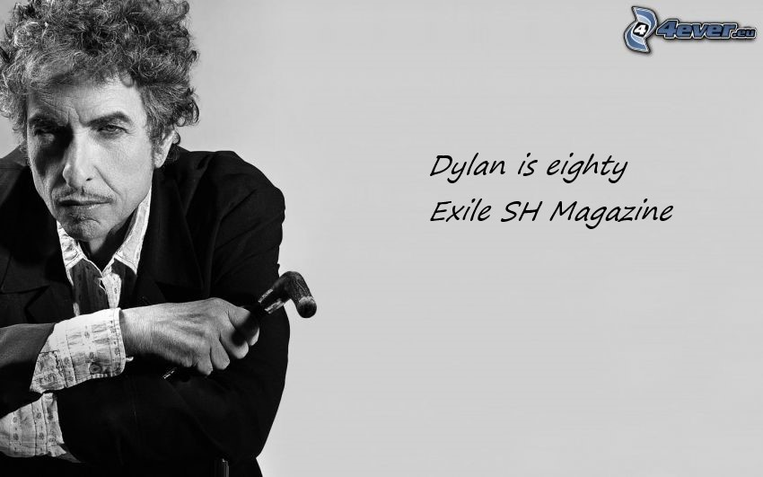Dylan is eighty