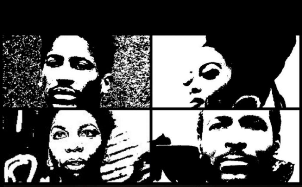 Podcast Melodías Cósmicas. Marvin Gaye, Nina Simone, Jon Batiste, Valerie June.
