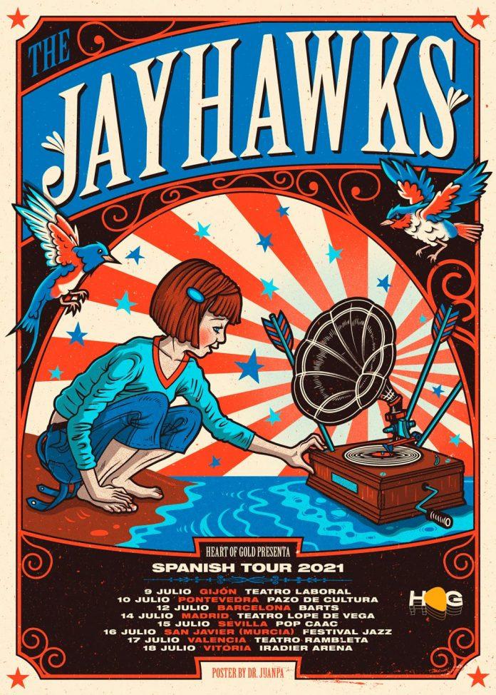 The Jayhawks - Gira Española