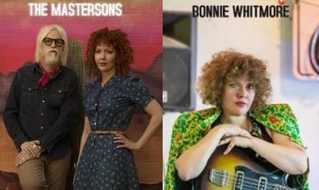 Gira española de The Mastersons y Bonnie Whitmore por España.