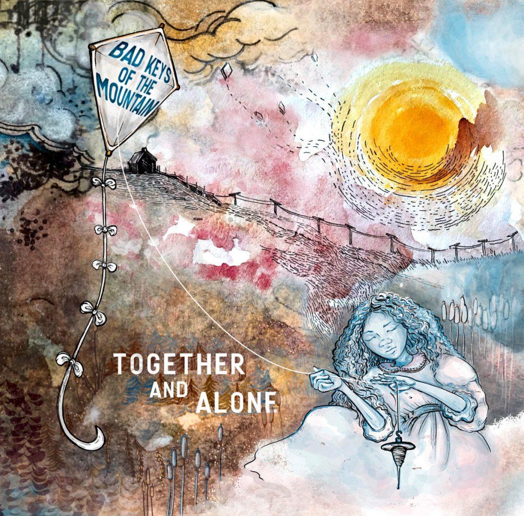 """Crítica del nuevo disco """"Together and Alone"""" del trío de West Virginia Bad Keys of the Mountain repleto de maravillosas y perfectas melodías de puro sabor americano."""