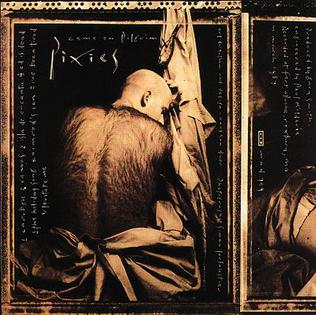 Portada de Come On Pilgrim, primer disco de Pixies con Kim Deal