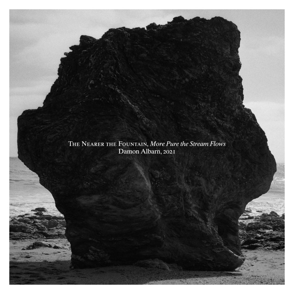 """Albarn anuncia su nuevo disco, """"The Nearer The Fountain, More Pure The Stream Flows"""" que saldrá a la luz el 12 de noviembre de 2021 a través de Transgressive Records."""