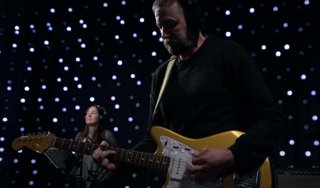 El debut de Beachy Head, el grupo liderado por Christian Savill