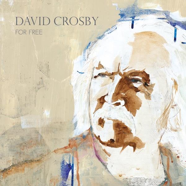 """""""For Free"""" será el nuevo disco de la leyenda california David Crosby. Croz, a sus casi 80 años, sigue entregando discos maravillosos, de arruga bella."""