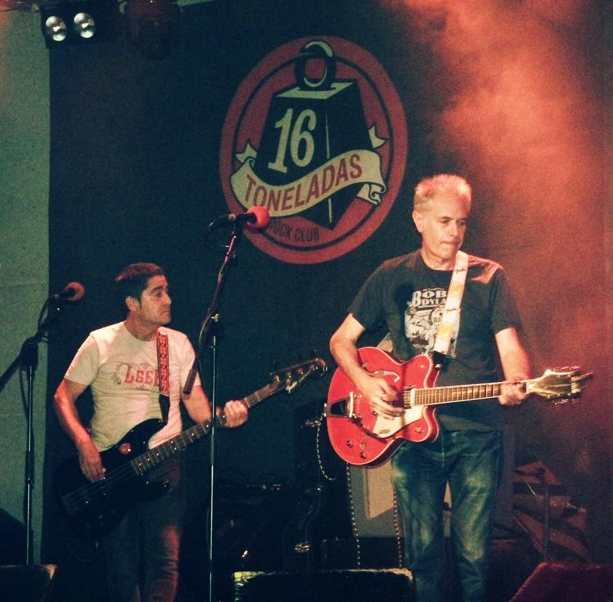 Crónica concierto de LGEB en 16 Toneladas (6-6-2021). Happy 80's birthday party Mr. Dylan