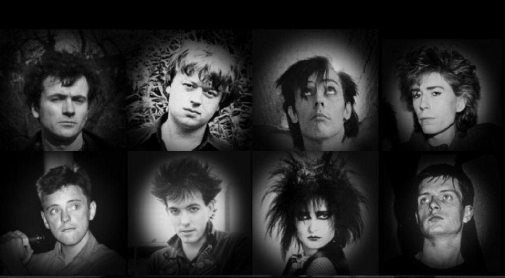 Podcast sobre el afterpunk de 1981 con 8 bandas y 16 canciones.