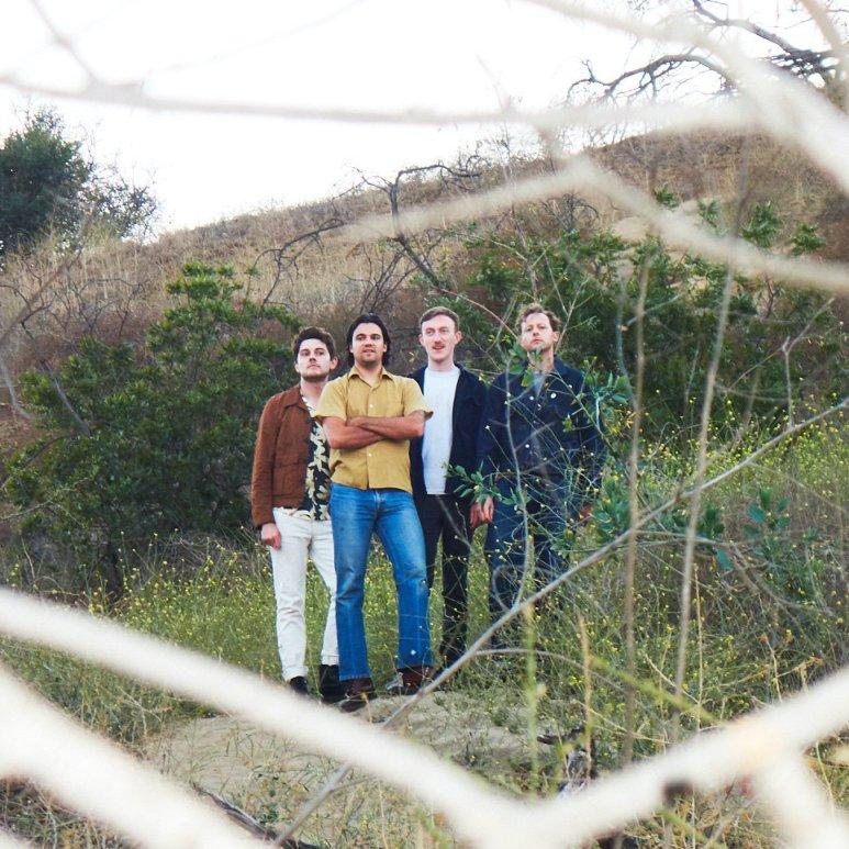 La banda californiana Sano y su nuevo single