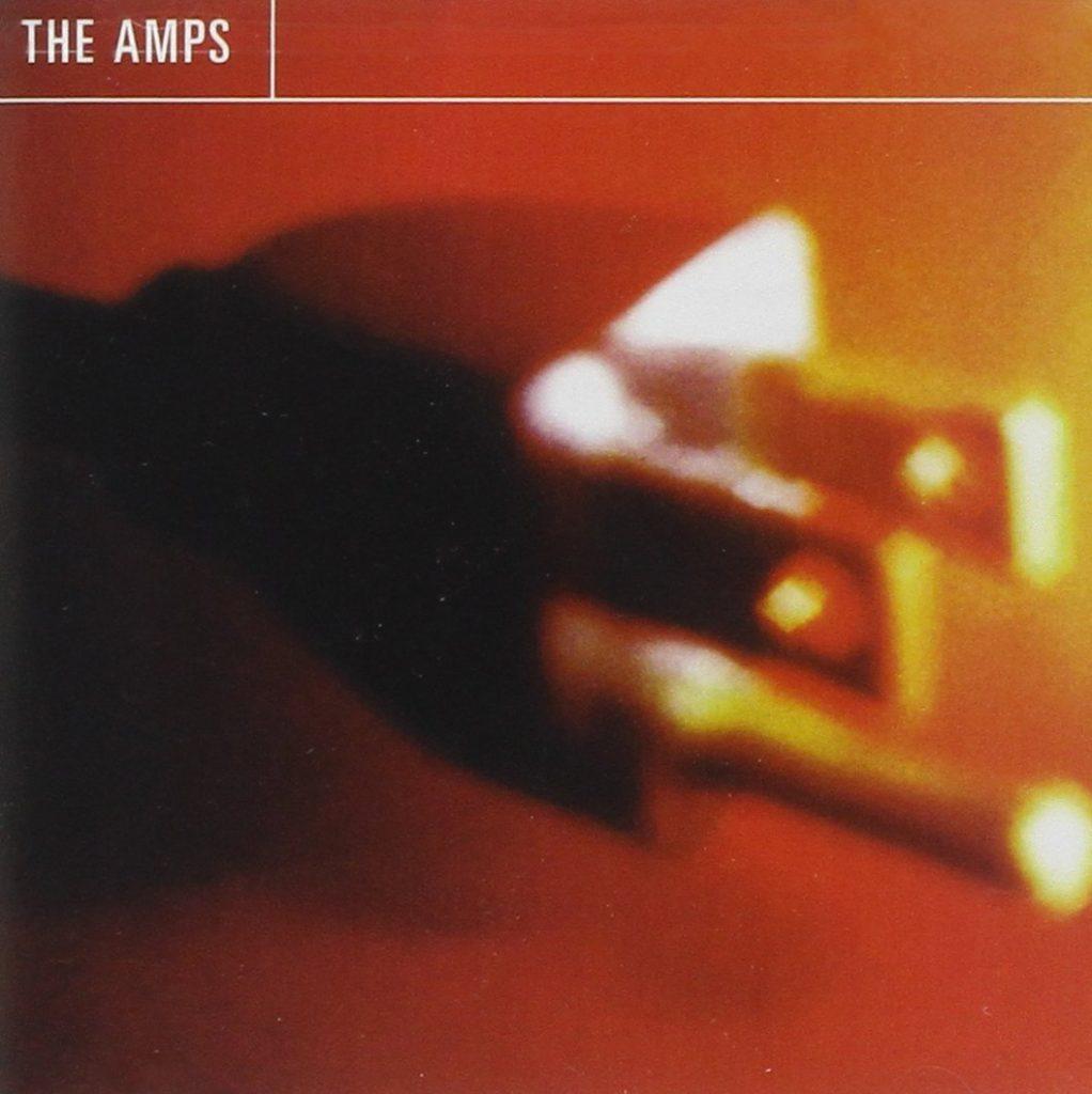 Portada de Pacer, único disco del grupo The Amps