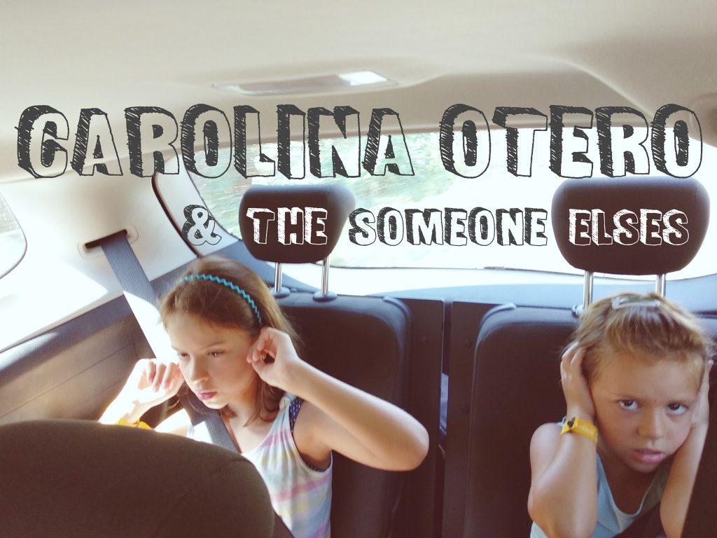 Noticia sobre Carolina Otero & Someone Elses.