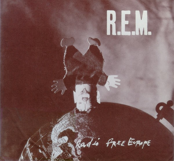 R.E.M con el single 'Radio Free Europe' de 1983