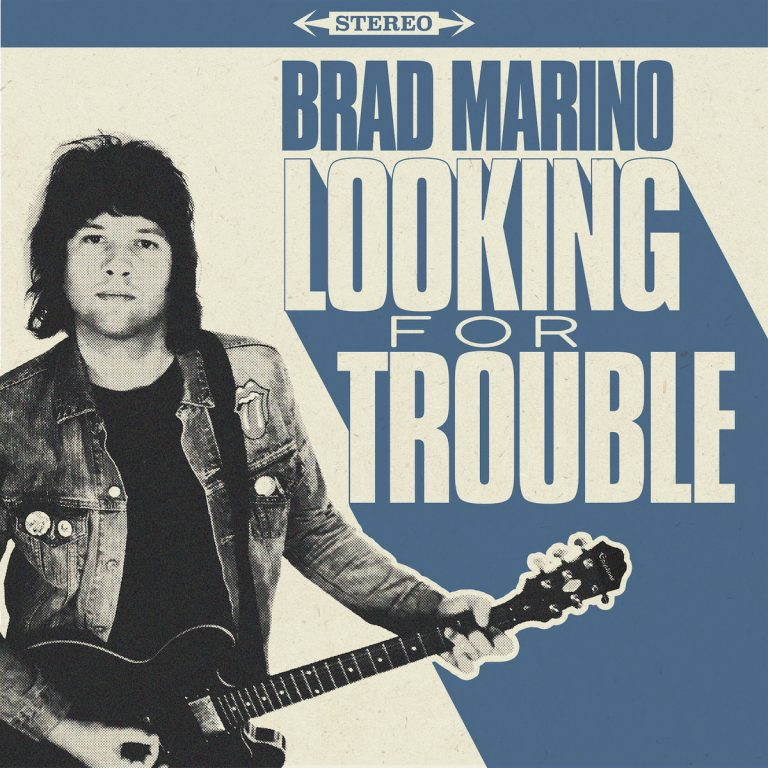 Brad Marino - Looking for Trouble (2021)