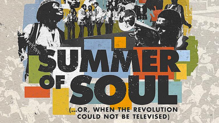 Portada de Summer of Soul, el festival cultural de Harlem de 1969