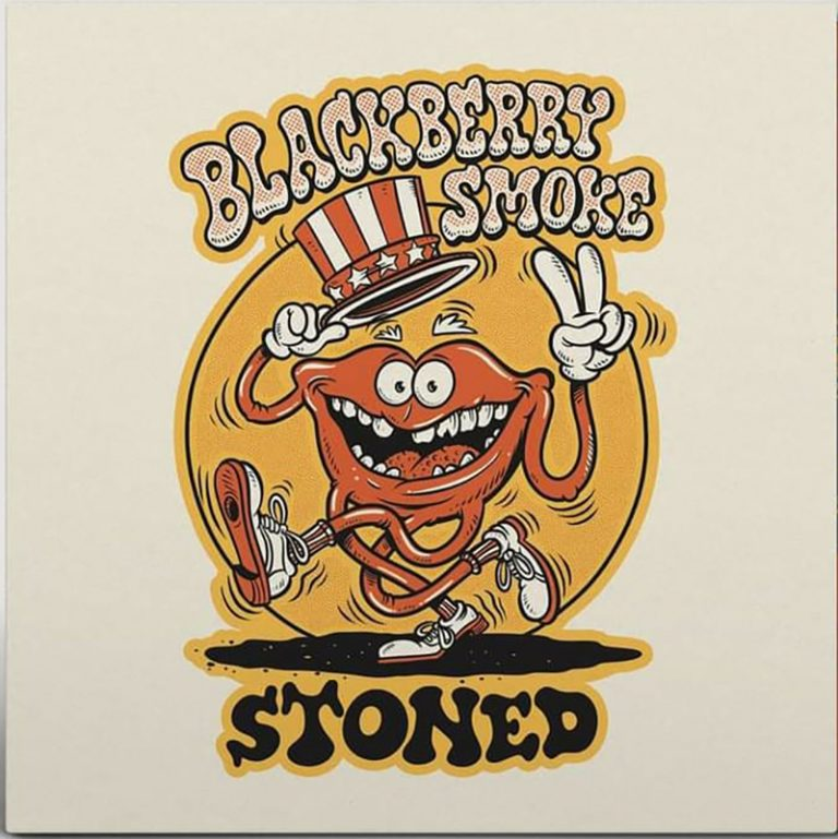 Blackberry Smoke - Stoned (2021)