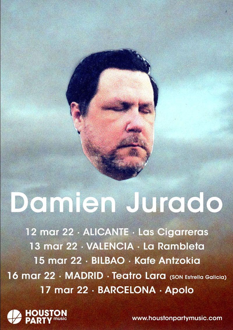 Gira 2022 - Damien Jurado