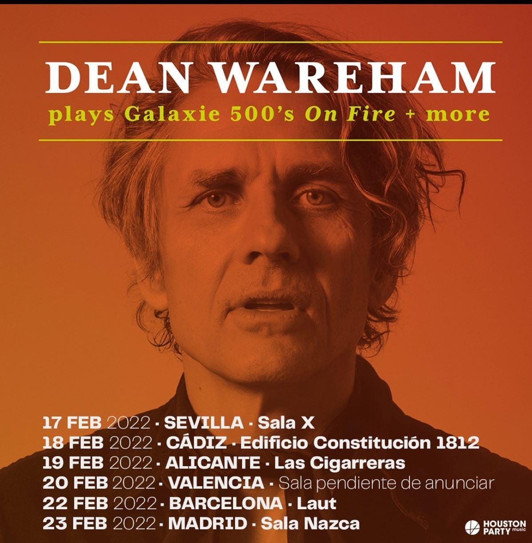 Dean Wareham - Gira España 2022