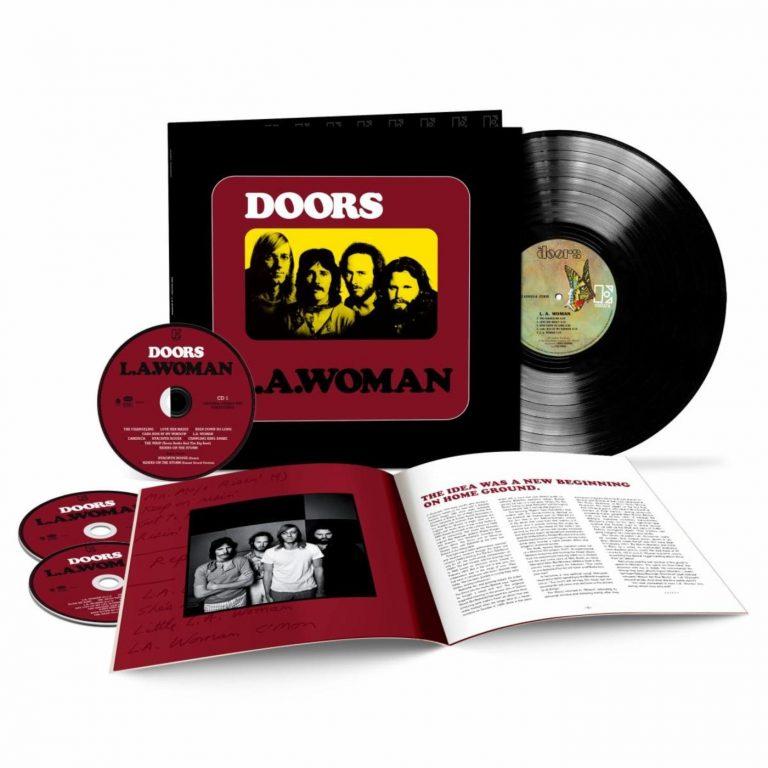 The Doors - LA Woman De Luxe