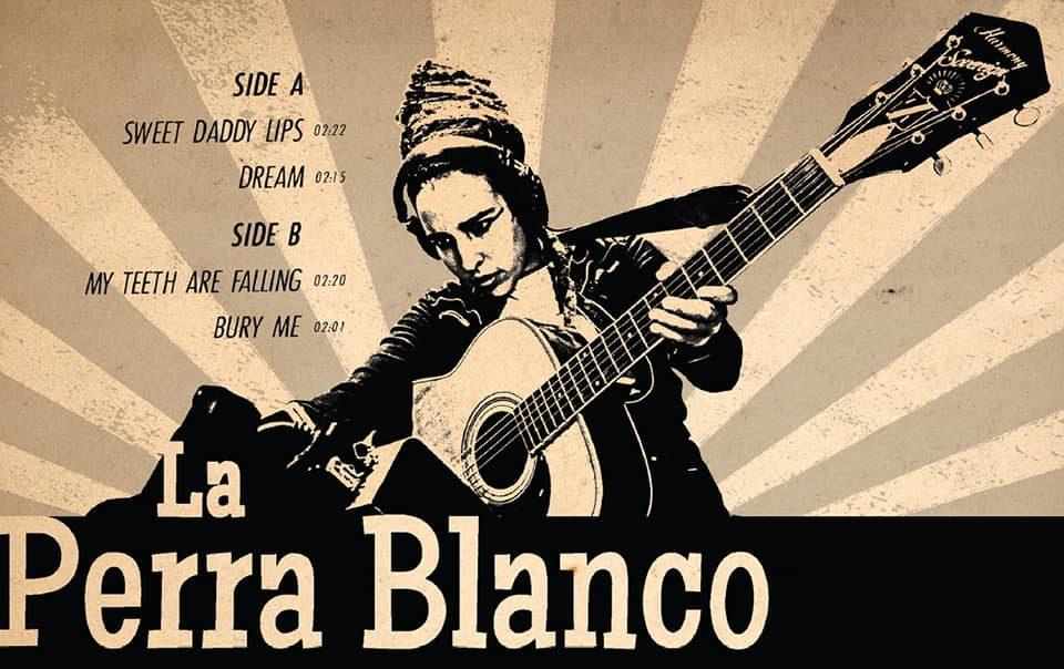 La Perra Blanco y su nuevo EP con Hot45Records