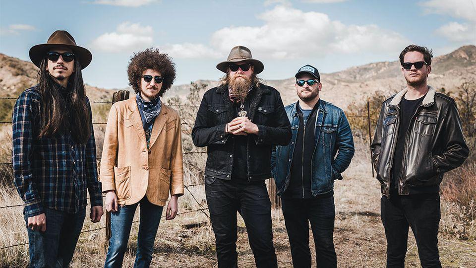Los californianos Robert Jon & The Wreck vuelven en 2021 con un disco que a buen seguro les mantendrá en el meollo del southern rock