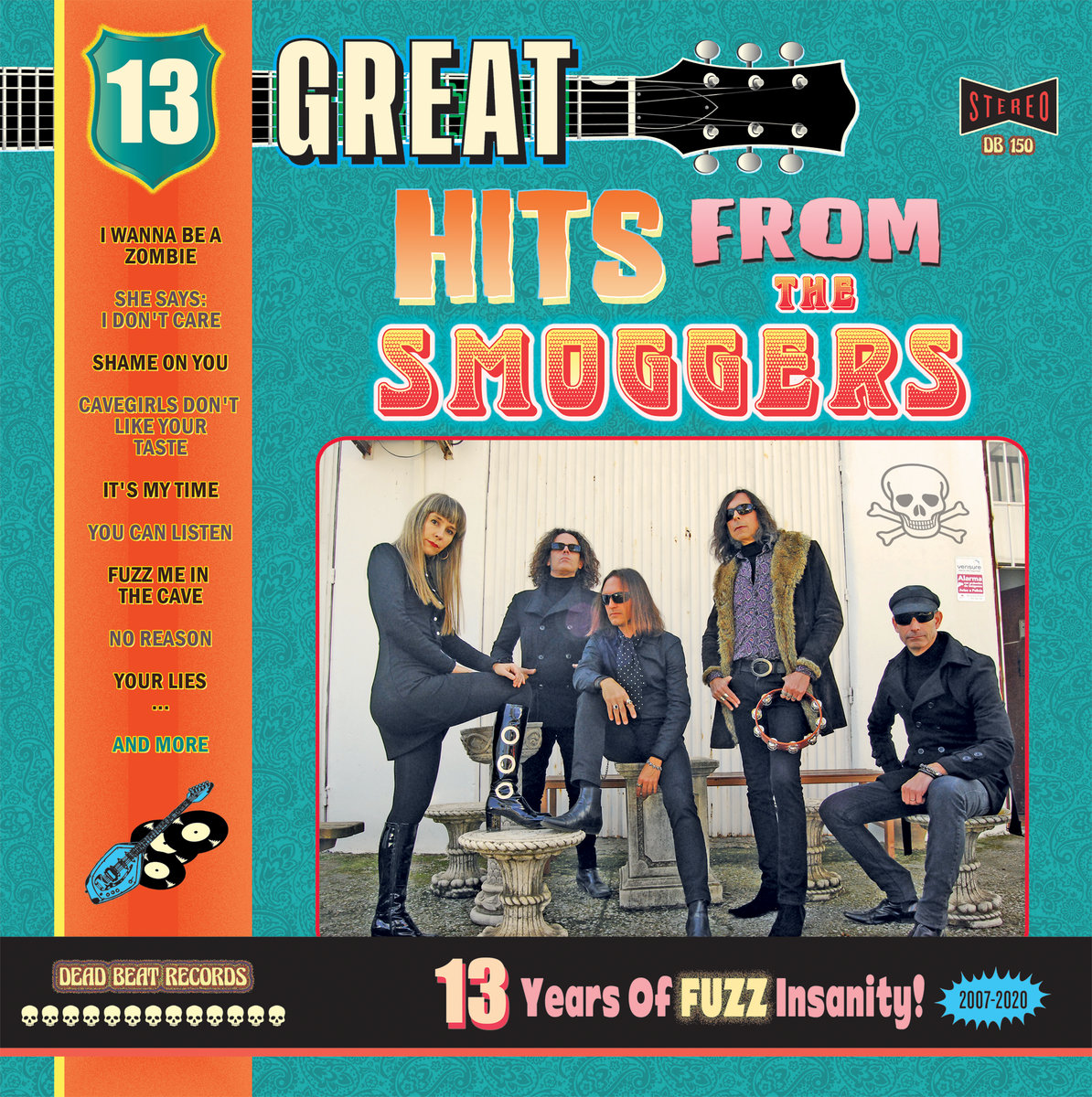 The Smoggers - 13 Years of Fuzz Insanity