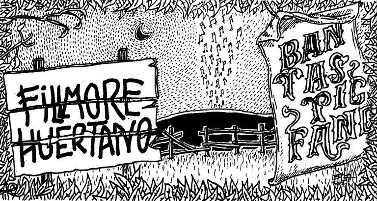 Fillmore Huertano - Escuela Emocional del Rock + Bantastic Fand